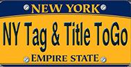 NY Tag & Title Logo